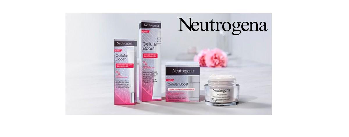 Neutrogena cellular boost: ¿es para mí?