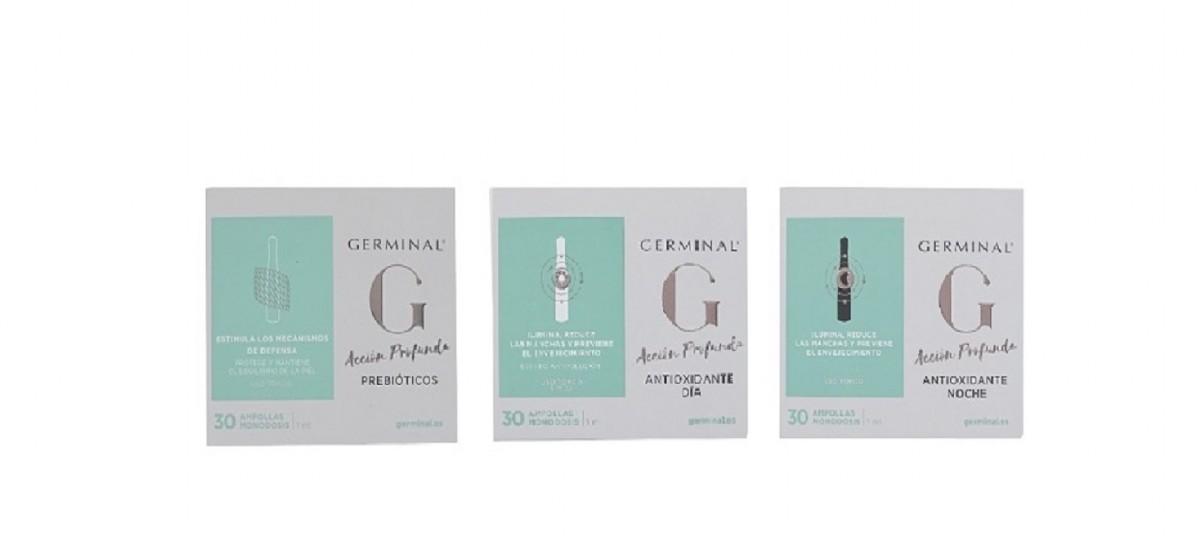 ¿Qué ampolla Germinal debo utilizar?