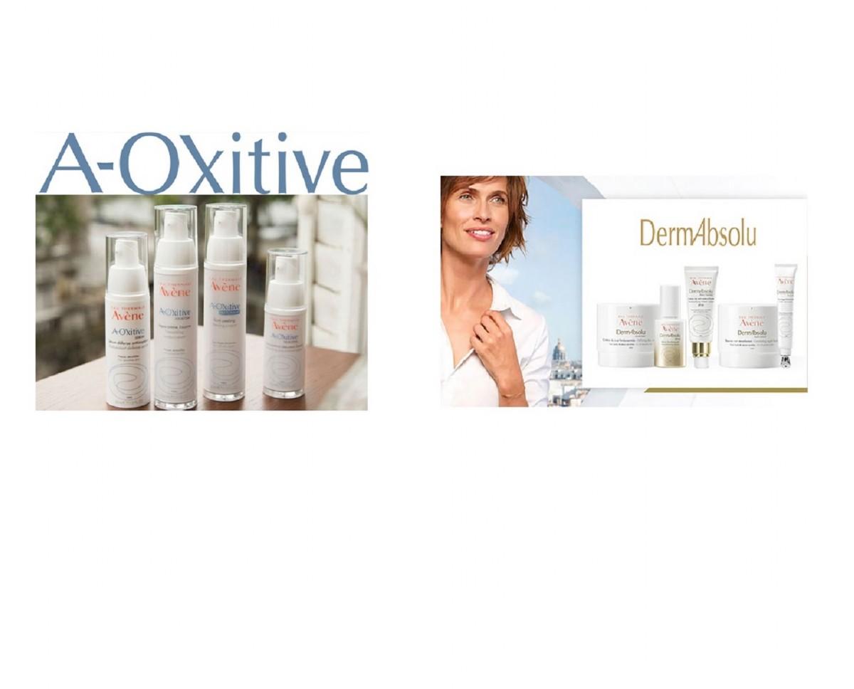Qué gama escojo: ¿Avene A-Oxitive o Avene DermAbsolu?