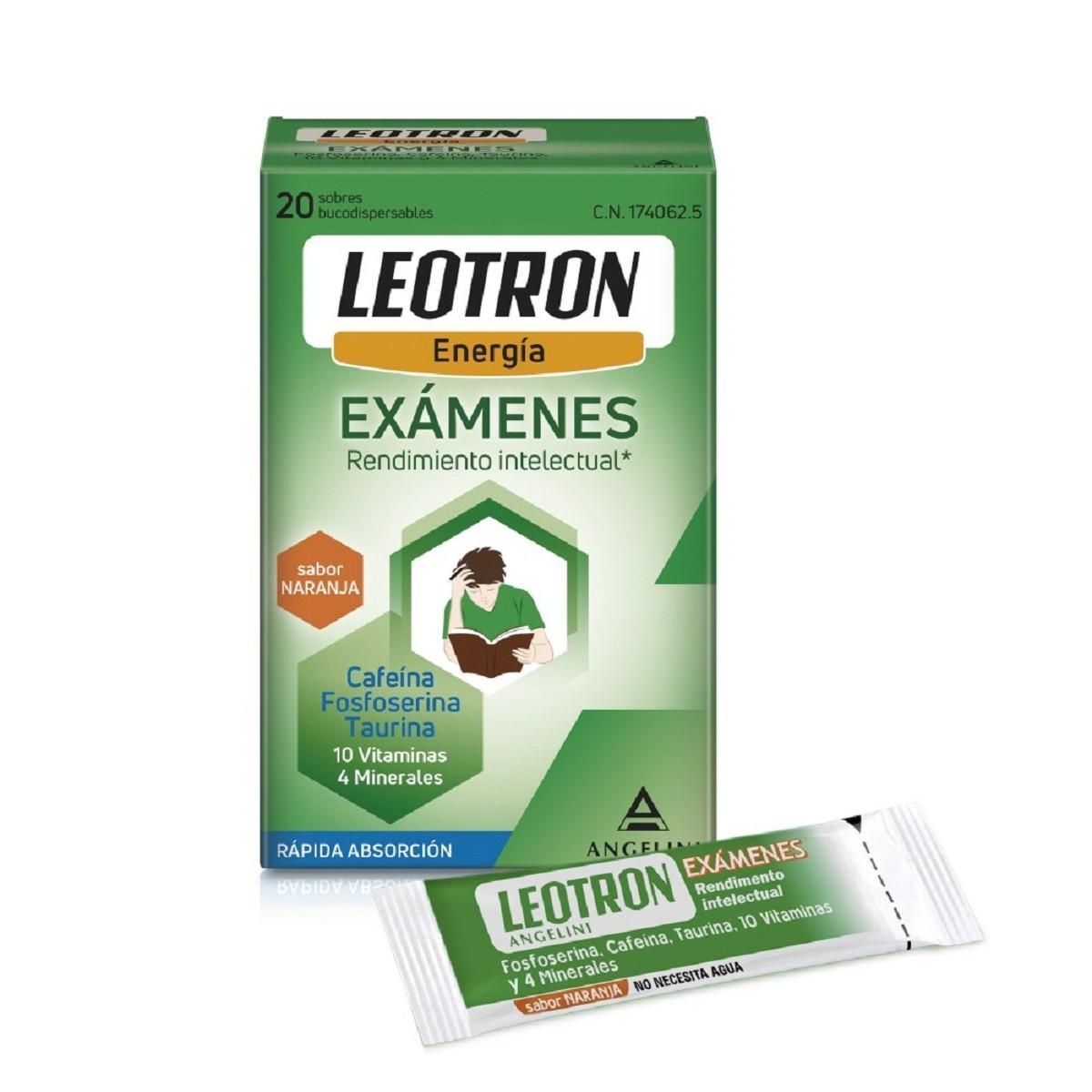 ¿Qué te aporta Leotron exámenes?