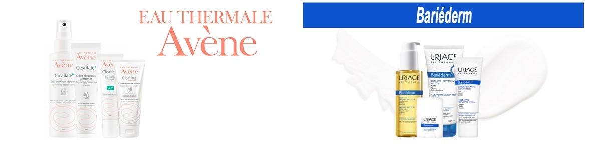 Review Avene Cicalfate y Uriage Bariederm