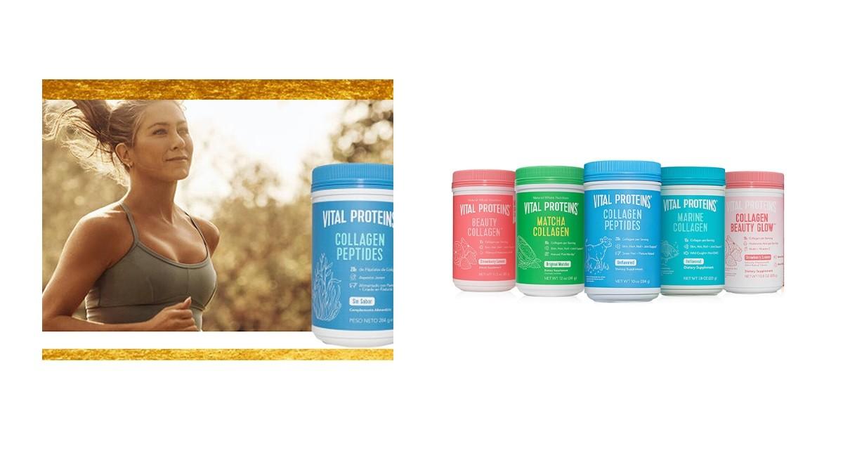 Vital Proteins, los péptidos de colágeno que están de moda